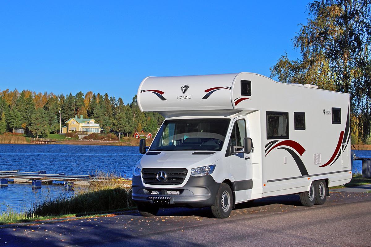 Nytt 2021= Nordic Expedtion XL/QB