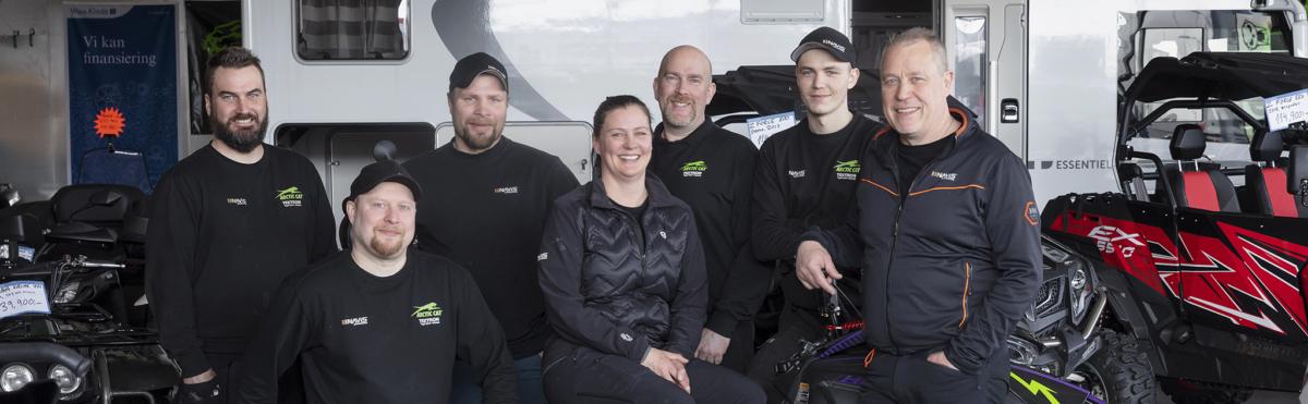 NAViS Powerstore, ny återförsäljare av Nordic