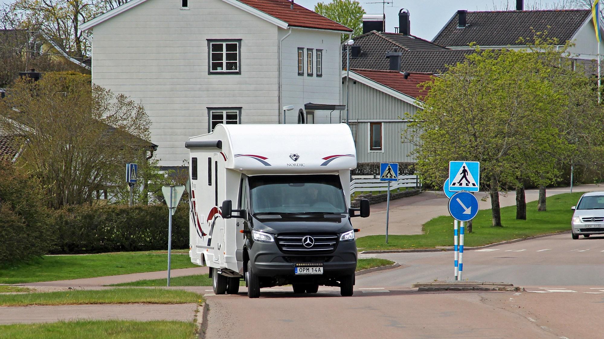 Full rulle på Nordic husbilar!